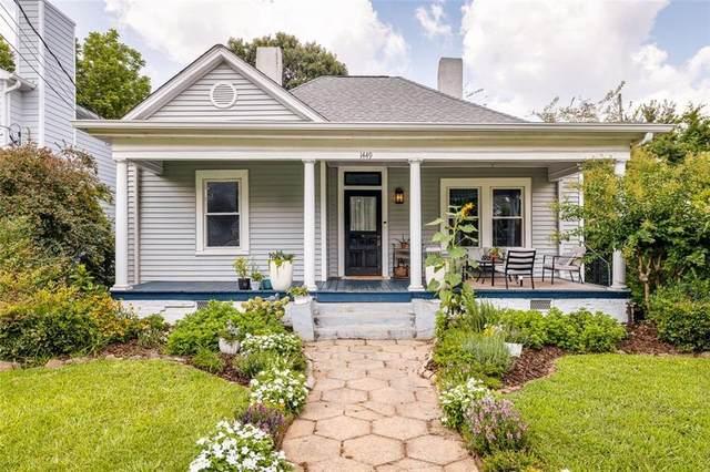 1449 Wadley Avenue, East Point, GA 30344 (MLS #6914704) :: RE/MAX Paramount Properties