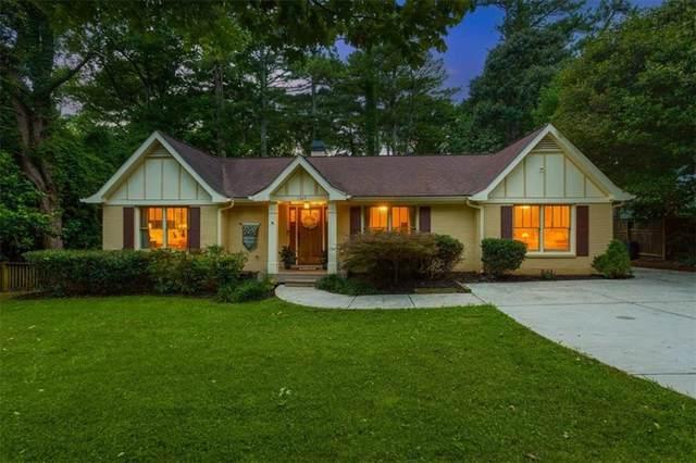 1367 Carter Road, Decatur, GA 30030 (MLS #6914749) :: North Atlanta Home Team