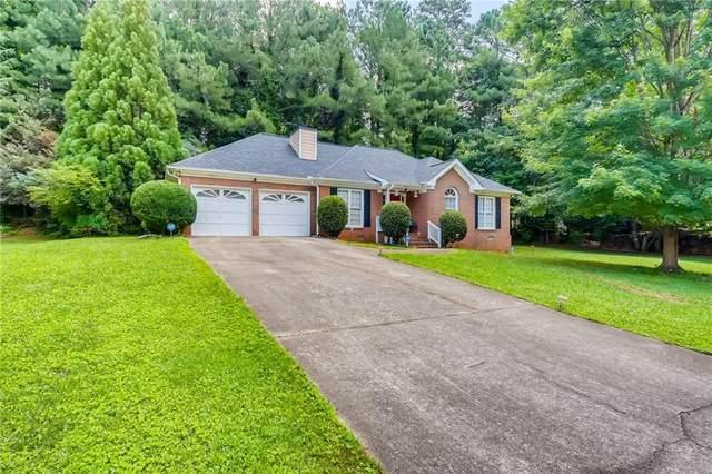 4545 Creek Bluff Drive, Sugar Hill, GA 30518 (MLS #6914758) :: North Atlanta Home Team