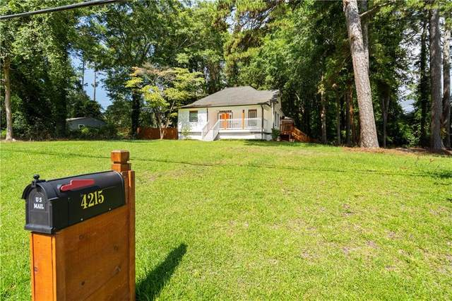 4215 Old Rock Cut Road, Conley, GA 30288 (MLS #6914833) :: The Gurley Team
