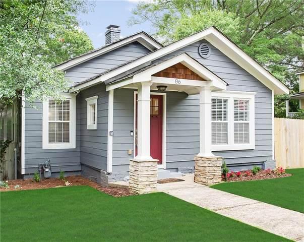 86 Mortimer Street SE, Atlanta, GA 30317 (MLS #6915038) :: Path & Post Real Estate