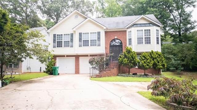 1175 Parkwood Trace, Stone Mountain, GA 30083 (MLS #6915216) :: North Atlanta Home Team