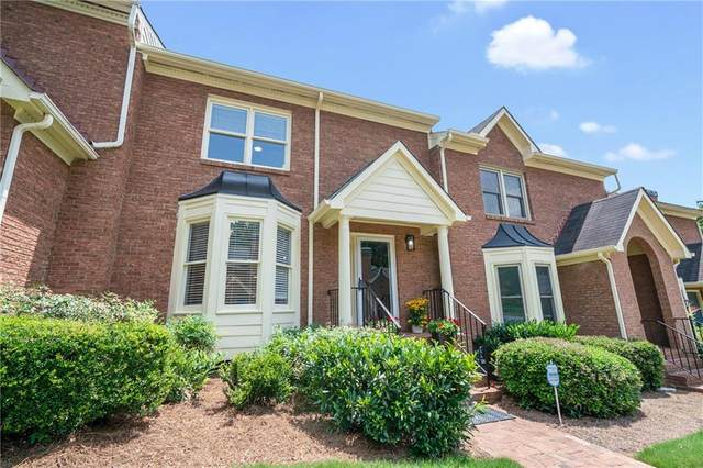 2625 Holcomb Springs Drive, Alpharetta, GA 30022 (MLS #6915223) :: North Atlanta Home Team