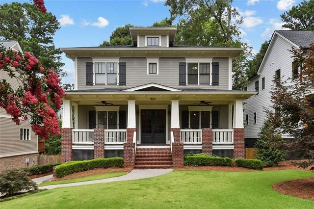 1864 Georgian Terrace, Atlanta, GA 30341 (MLS #6915287) :: Charlie Ballard Real Estate