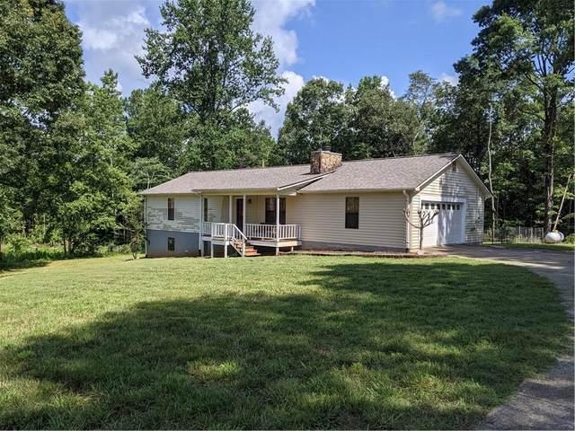 263 Lovelady Road, Ball Ground, GA 30107 (MLS #6915316) :: Path & Post Real Estate