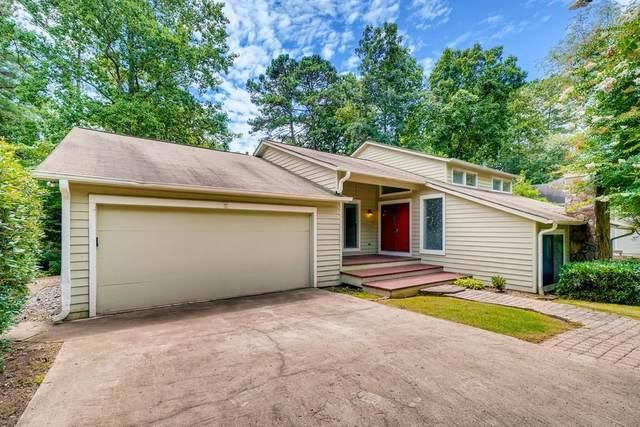 3956 Audubon Drive, Marietta, GA 30068 (MLS #6915334) :: North Atlanta Home Team
