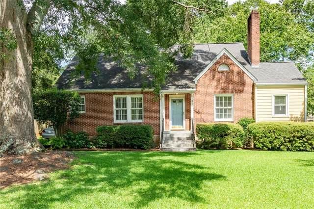 216 Shadowmoor Drive, Decatur, GA 30030 (MLS #6915344) :: North Atlanta Home Team