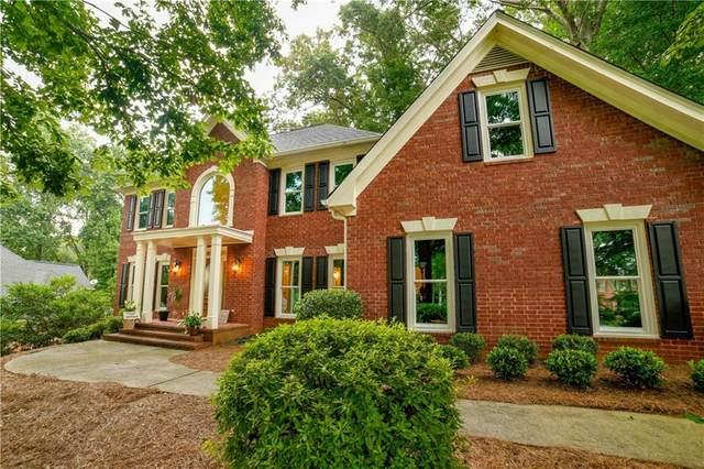 7020 Polo Hill, Cumming, GA 30040 (MLS #6915476) :: Path & Post Real Estate
