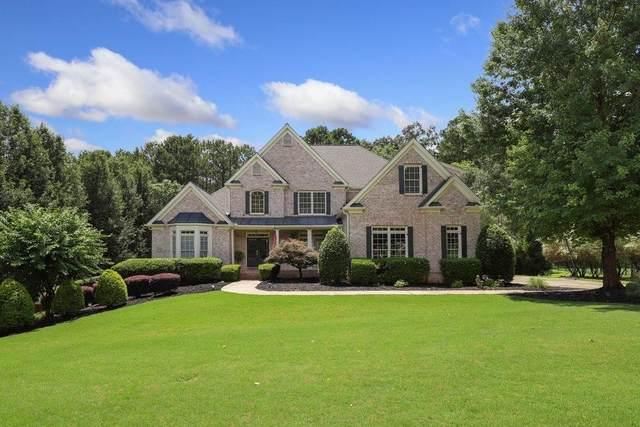 1011 Colonnade Way, Milton, GA 30004 (MLS #6915550) :: North Atlanta Home Team