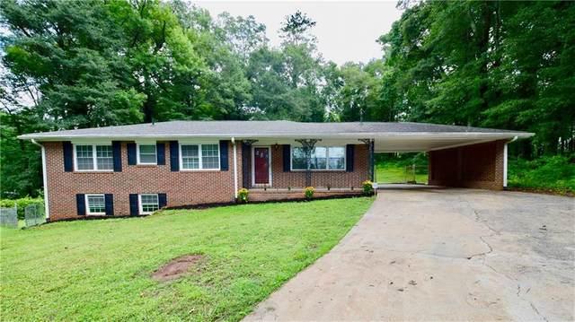 4683 Vernon Drive SW, Mableton, GA 30126 (MLS #6915584) :: North Atlanta Home Team