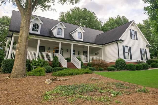 1810 Silver Oak Drive, Bethlehem, GA 30620 (MLS #6915677) :: North Atlanta Home Team