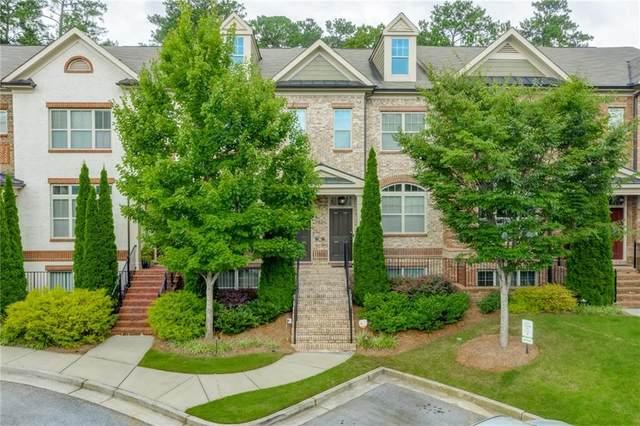 1242 Lavista Circle NE, Atlanta, GA 30324 (MLS #6915712) :: North Atlanta Home Team