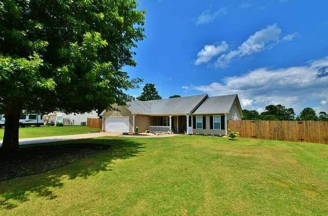 331 Royal Oaks Drive, Winder, GA 30680 (MLS #6915778) :: Todd Lemoine Team