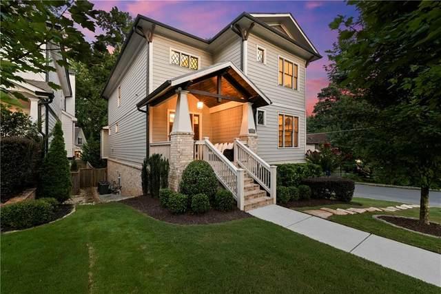 2599 Apple Valley Road NE, Brookhaven, GA 30319 (MLS #6916077) :: Charlie Ballard Real Estate