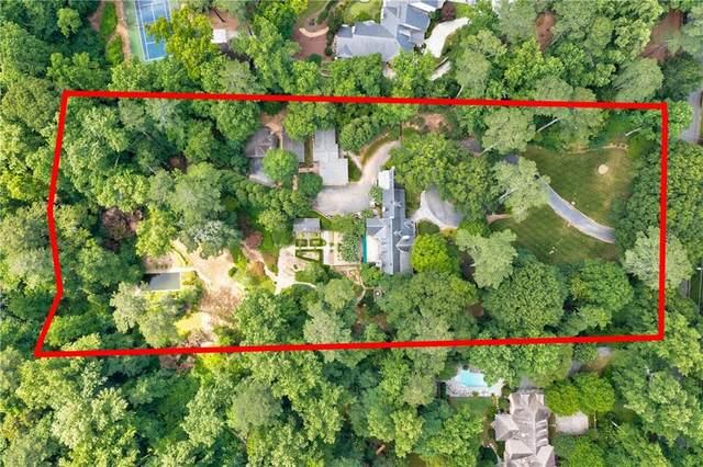 3541 Tuxedo Road NW, Atlanta, GA 30305 (MLS #6916287) :: Tonda Booker Real Estate Sales