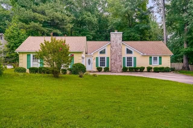 121 Morallion Hills, Peachtree City, GA 30269 (MLS #6916444) :: North Atlanta Home Team