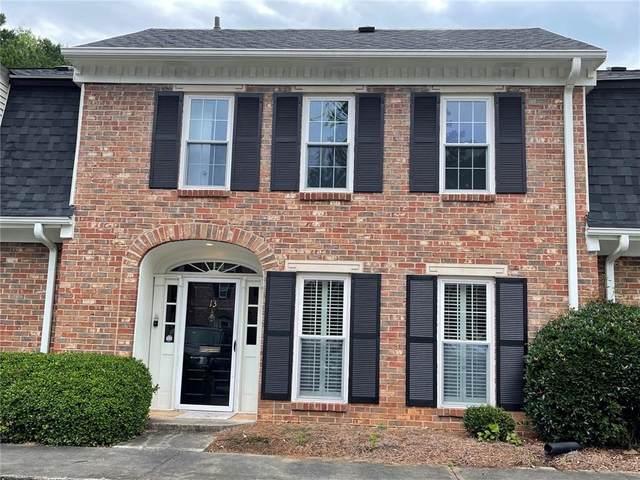 13 Palace Green Place NW, Atlanta, GA 30318 (MLS #6916667) :: Kennesaw Life Real Estate