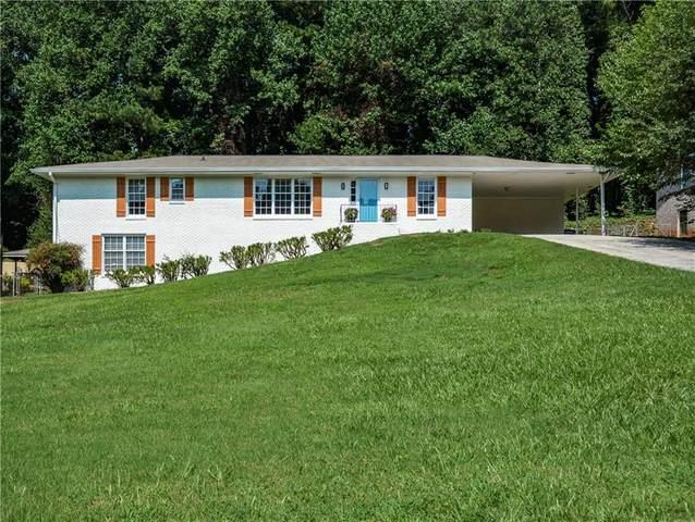 1701 Smithwood Drive, Marietta, GA 30062 (MLS #6916719) :: Maximum One Partners