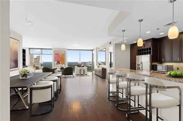 270 17th Street NW #3004, Atlanta, GA 30363 (MLS #6916768) :: Atlanta Communities Real Estate Brokerage