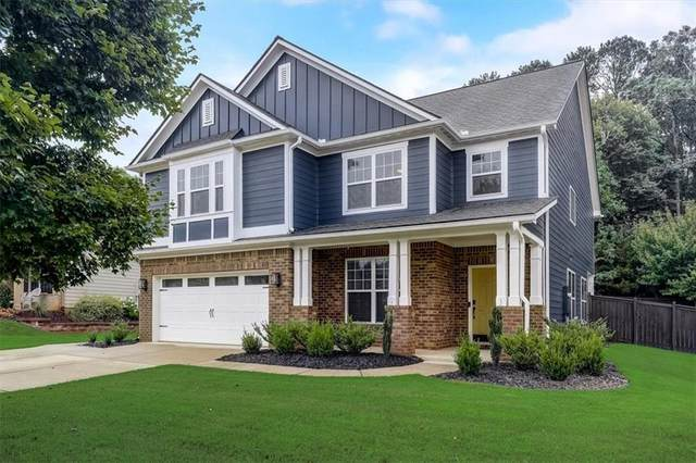 812 Cotton Creek Drive, Canton, GA 30115 (MLS #6916819) :: North Atlanta Home Team