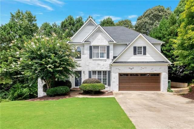 414 Ballymore Pass, Woodstock, GA 30189 (MLS #6916827) :: North Atlanta Home Team