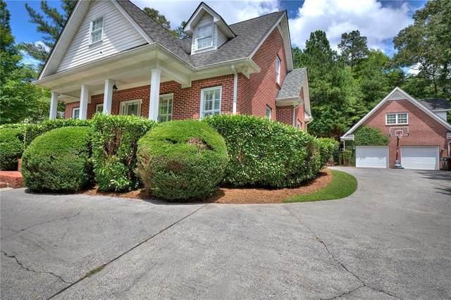 324 Etowah Drive, Cartersville, GA 30120 (MLS #6916832) :: North Atlanta Home Team