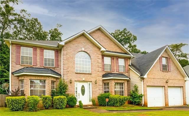 4813 Galleon Crossing, Decatur, GA 30035 (MLS #6916873) :: North Atlanta Home Team