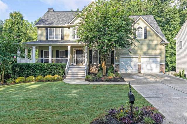 2024 Double Creek Drive, Powder Springs, GA 30127 (MLS #6916959) :: AlpharettaZen Expert Home Advisors