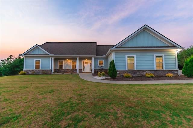 25 Stoneledge Circle, Jasper, GA 30143 (MLS #6917070) :: The Justin Landis Group