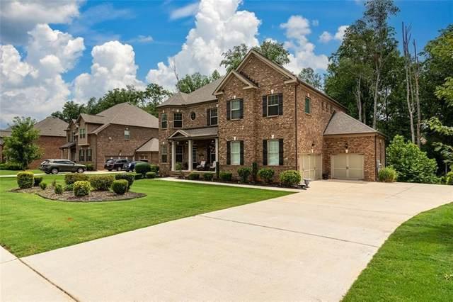 263 Shellbark Drive, Mcdonough, GA 30252 (MLS #6917096) :: North Atlanta Home Team