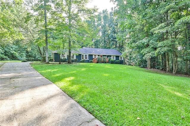 110 Woodchuck Court, Ellenwood, GA 30294 (MLS #6917133) :: North Atlanta Home Team