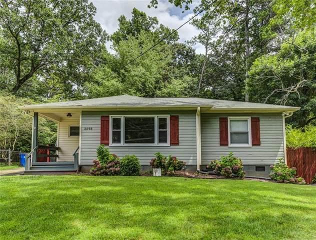2698 Rantin Drive, Atlanta, GA 30344 (MLS #6917285) :: AlpharettaZen Expert Home Advisors