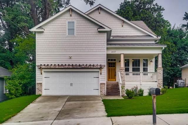 2607 Church Street NW, Atlanta, GA 30318 (MLS #6917325) :: North Atlanta Home Team