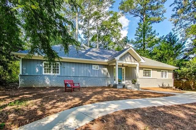 822 Wesley Drive, Atlanta, GA 30305 (MLS #6917395) :: AlpharettaZen Expert Home Advisors