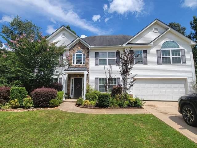 55 Benedict Drive, Covington, GA 30016 (MLS #6917420) :: AlpharettaZen Expert Home Advisors