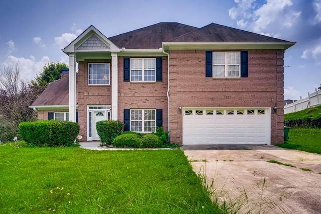 2149 Allen Way, Ellenwood, GA 30294 (MLS #6917465) :: AlpharettaZen Expert Home Advisors