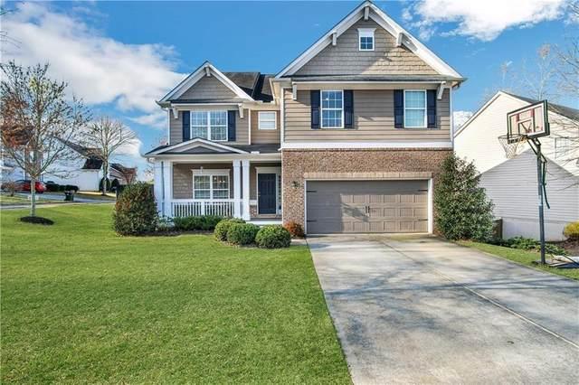 3201 Mcever Woods Trail NW, Acworth, GA 30101 (MLS #6917559) :: Kennesaw Life Real Estate