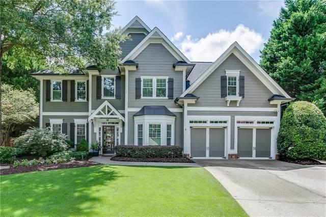 230 Sagamore Cove, Sugar Hill, GA 30518 (MLS #6917639) :: Charlie Ballard Real Estate