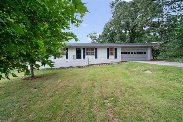 1338 Renee Drive SW, Lilburn, GA 30047 (MLS #6917733) :: Maximum One Partners