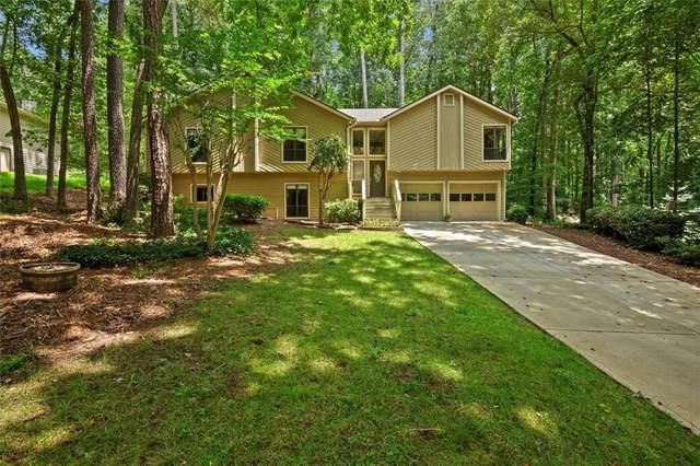 2733 Chimney Springs Drive, Marietta, GA 30062 (MLS #6917787) :: Path & Post Real Estate