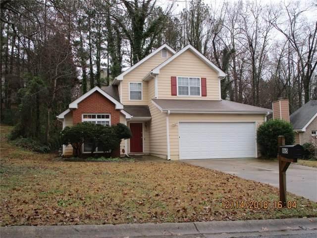 865 Cauthen Court NE, Marietta, GA 30066 (MLS #6917931) :: AlpharettaZen Expert Home Advisors