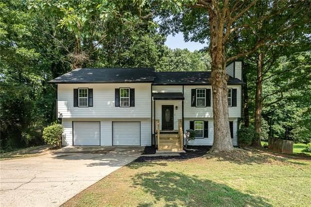 3710 Bayside Cove NW, Acworth, GA 30101 (MLS #6918049) :: Charlie Ballard Real Estate