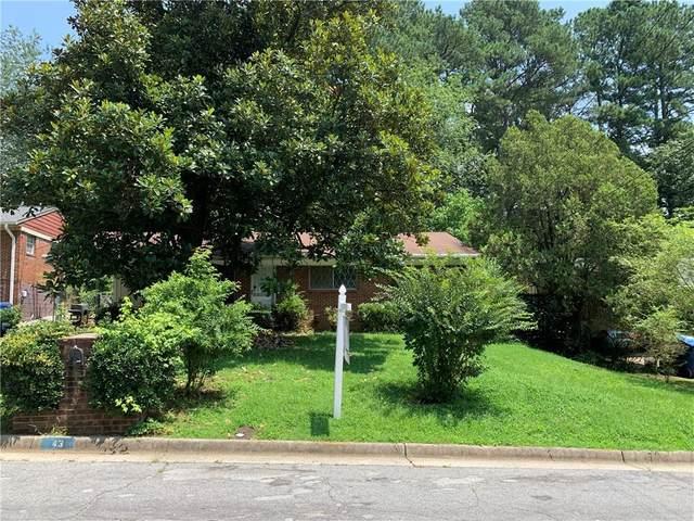 43 Arlington Drive NW, Atlanta, GA 30311 (MLS #6918077) :: North Atlanta Home Team