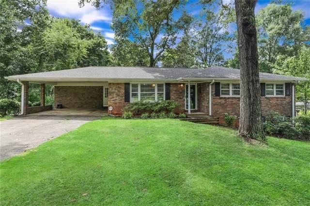 3538 Greenway Drive SW, Marietta, GA 30008 (MLS #6918156) :: North Atlanta Home Team
