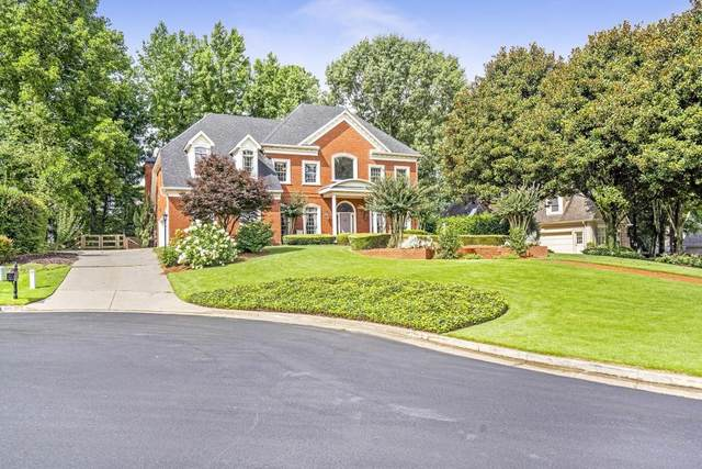 305 Chandon Place Court, Alpharetta, GA 30022 (MLS #6918426) :: AlpharettaZen Expert Home Advisors