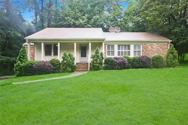 965 Crane Road NE, Atlanta, GA 30324 (MLS #6918519) :: Charlie Ballard Real Estate