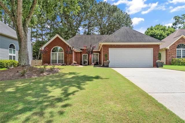 4315 Pinewalk Drive, Alpharetta, GA 30022 (MLS #6918600) :: North Atlanta Home Team