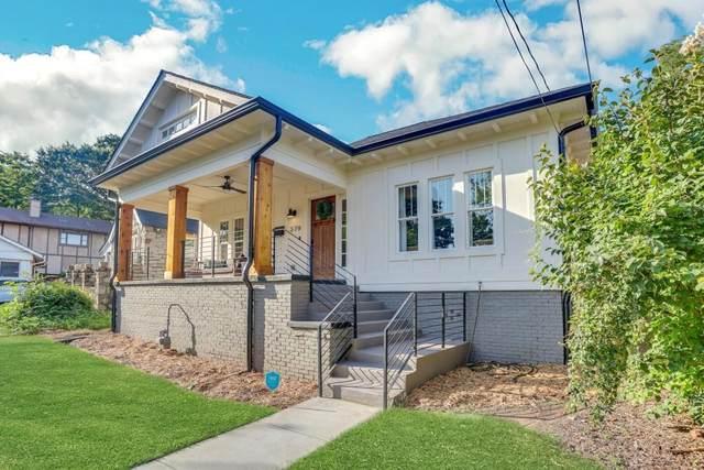 379 Pine Street NE, Atlanta, GA 30308 (MLS #6918797) :: Good Living Real Estate