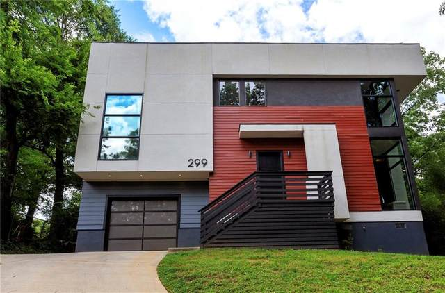 299 W Deering Road NW, Atlanta, GA 30309 (MLS #6918800) :: North Atlanta Home Team