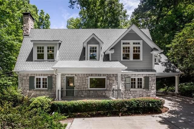 1711 E Clifton Road NE, Atlanta, GA 30307 (MLS #6918825) :: North Atlanta Home Team